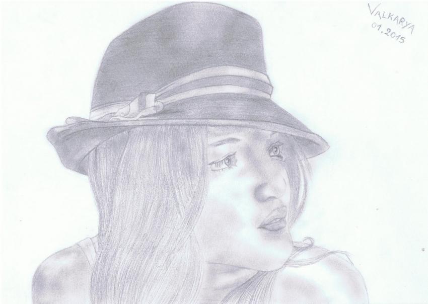 Michelle Rodriguez by Valkarya
